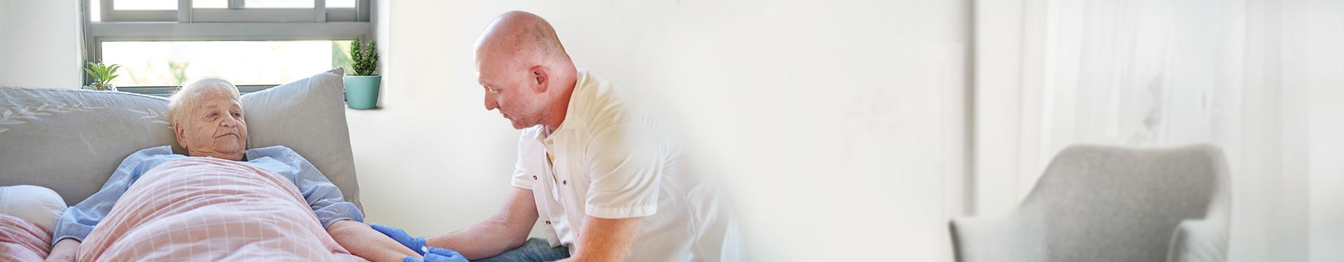 כיצד מתנהל הטיפול בהוספיס בית?
