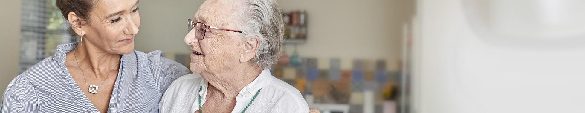 Home hospice and palliative care